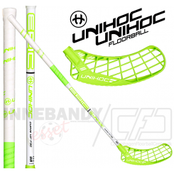 Unihoc Epic Curve 1.0° 32 white/green