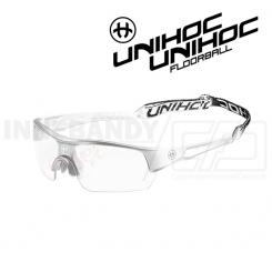 Unihoc Victory Eyewear Sr silver / white