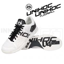 Unihoc U4 STL LowCut Men white / black