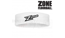 Zone Headband Old School white