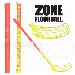 Zone Force AIR Junior 35 coral/yellow