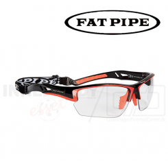 Fat Pipe Protective Eyewear Jr black/orange