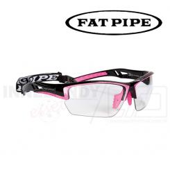 Fat Pipe Protective Eyewear Jr black/pink