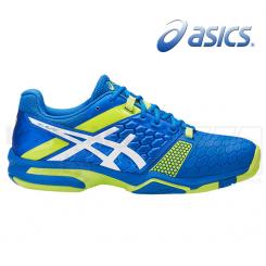 Asics Gel Blast 7 - Herre - blue/neon gul