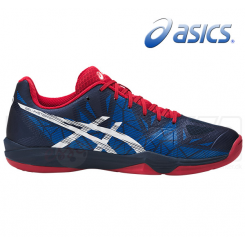 Asics Gel Fastball 3 - Herre - navy/red