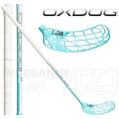 Oxdog Zero 27 white/turquoise