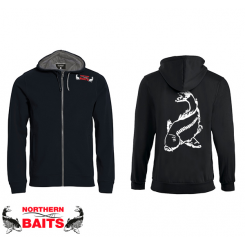 Clique Classic Hoody Full Zip - Northern Baits