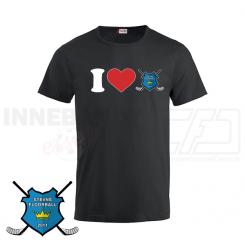 Support T-shirt - Stevns Floorball