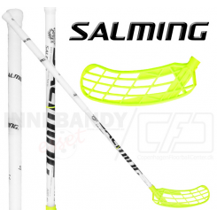 Salming Quest 30 white/neon yellow