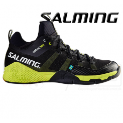 Salming Kobra Mid Black/Safety Yellow