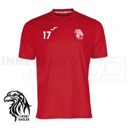 Hjemmebane Spilletrøje - Lunderskov LSG&I Eagles