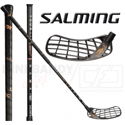 Salming Hawk Tourlite Aero 27 black