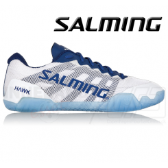 Salming Hawk Shoe Women White/Navy