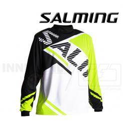 Salming Attila Målmandstrøje yellow / black