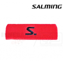 Salming Headband Knitted Coral/Navy