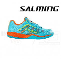 Salming Adder Turquoise Junior
