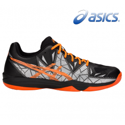 Asics Gel Fastball 3 - Herre - black/orange