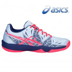 Asics Gel Fastball 3 - Dame - sky/pink