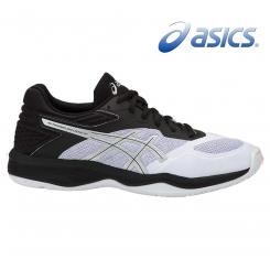 Asics Netburner Ballistic FF - Herre - white/black