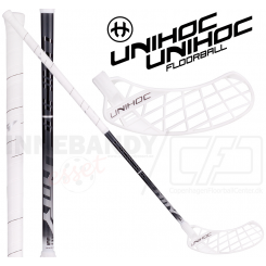 Unihoc Unity Top Light II 24 black/white