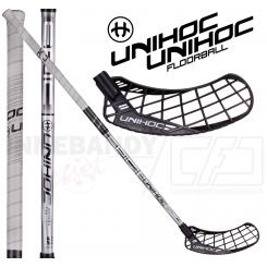 Unihoc Epic Bamboo 26 silver/black