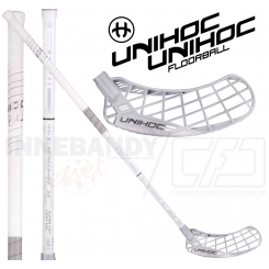 Unihoc Epic Super Top Light 26 white/silver