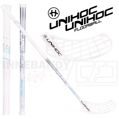 Unihoc Sonic Super Top Light 26 white/silver