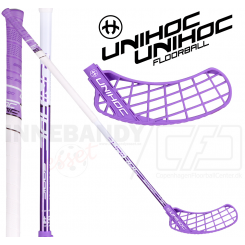 Unihoc Sonic Top Light II 29 white/purple