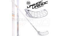 Unihoc Sonic Super Top Light 29 white/silver - Floorballstav