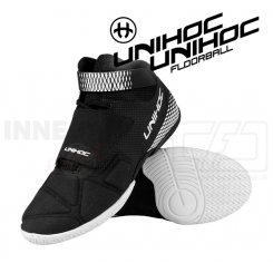 Unihoc U4 Goalie Shoe black