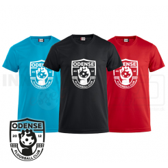 Ice-T Trainings T-shirt - Odense Floorball Club - Flere farver
