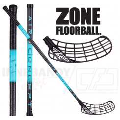 Zone Zuper AIR Superlight Curve 2.0° 27 black