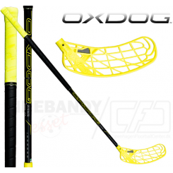 Oxdog Zero HES 26 Oval yellow