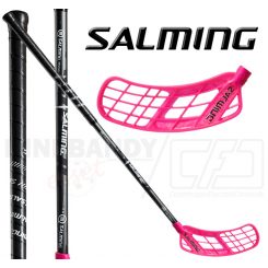 Salming Q3 CC 32 black/pink