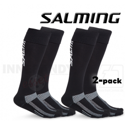 2-pack Salming Spillerstrømper - Team Sock - Sort