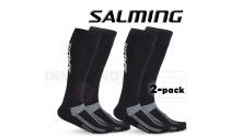 2-pack Salming Spillerstrømper - Team Sock - Sort