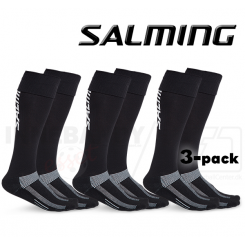 3-pack Salming Spillerstrømper - Team Sock - Sort