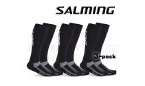 3-pack Salming Spillerstrømper - Team Sock - Sort