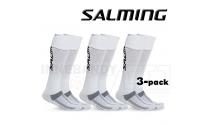 3-pack Salming Spillerstrømper - Team Sock - Hvid
