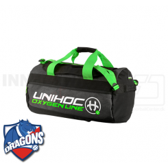 Unihoc Gearbag Medium - HG/Næstved Dragons - Oxygen Line