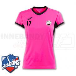 Dame Spilletrøje - HG/Næstved Dragons - Pink
