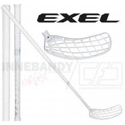 Exel Gravity 2 2.6 white Drop Oval
