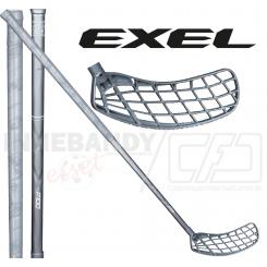 Exel P100 2.6 grey Oval