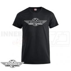 Funktionel t-shirt med stort logo - Viborg Saints - ICE-T
