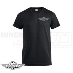 Funktionel T-shirt med lille logo - Viborg Saints - ICE-T