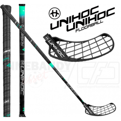 Unihoc Sonic Carbskin Feather Light 26 black