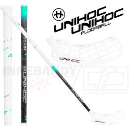 Unihoc Epic Carbskin Feather Light 29 white