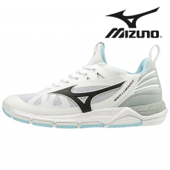 Mizuno Wave Luminous Women white