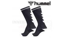 Hummel Elite Indoor Sock High black/white