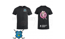 Super Seje Piger T-shirt - Stevns Floorball